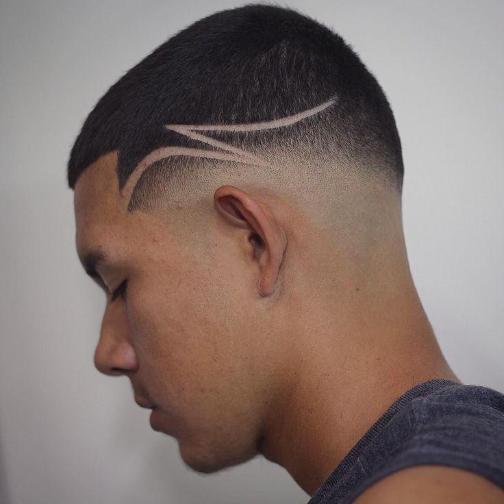 Haircut men barber