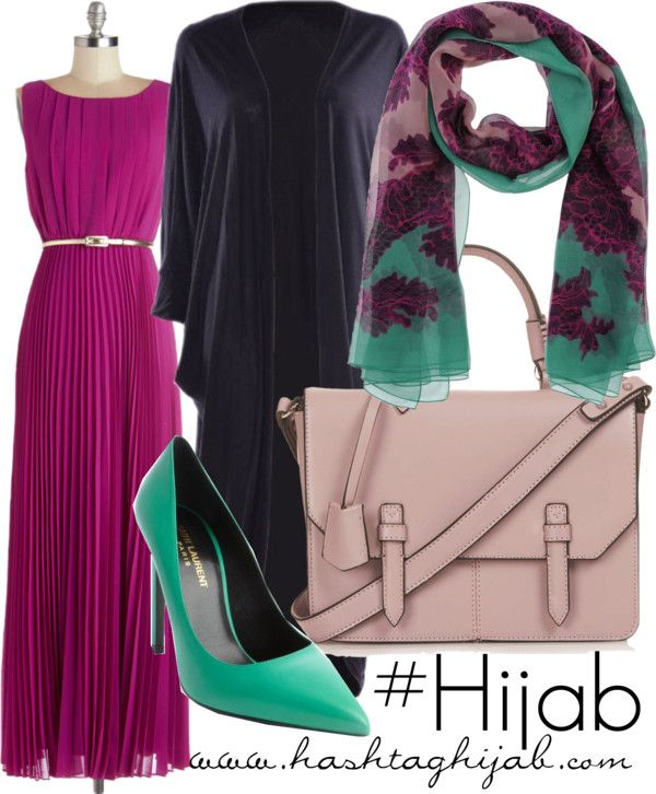 Hashtag Hijab Outfit #343