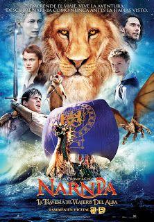 Las crónicas de Narnia 3: La travesía del viajero del alba - online 2010