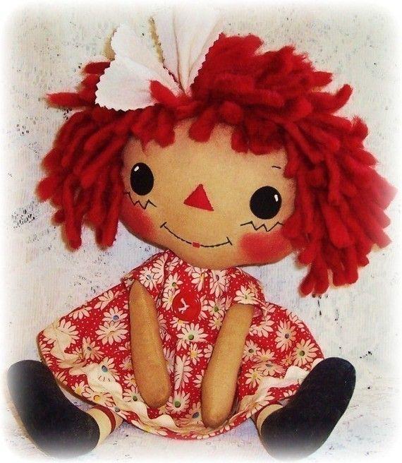 17 Best Ideas About Rag Doll Patterns On Pinterest
