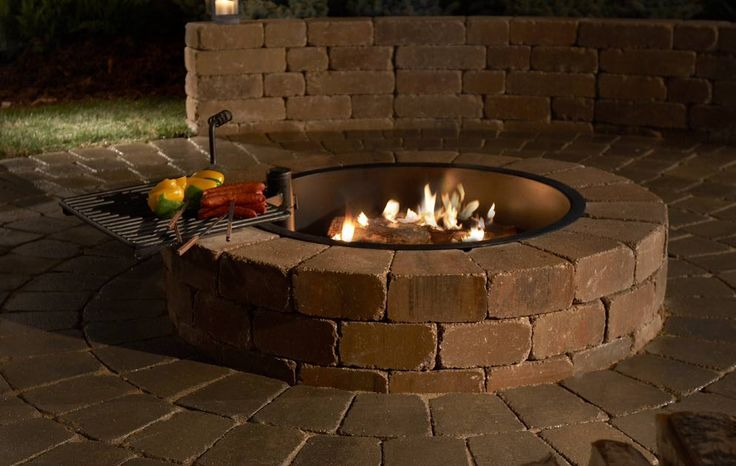 Best Outdoor Fire Pit Kits ~ http://lovelybuilding.com/the-decoration-of-outdoor-fire-pit-kits/