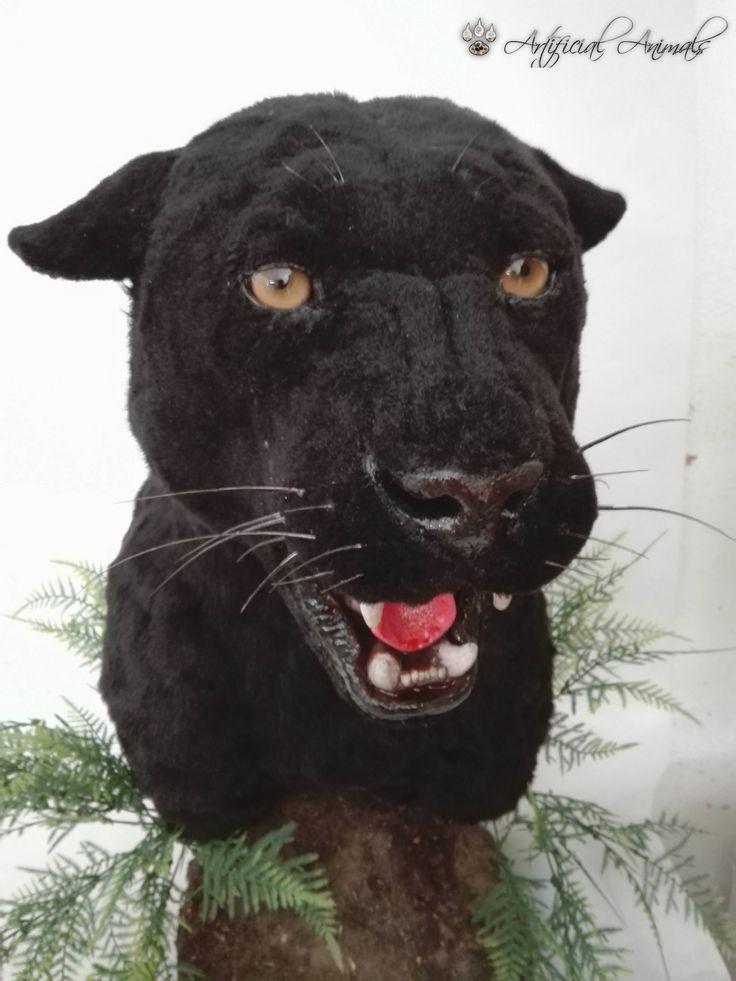 pantera negra artificial