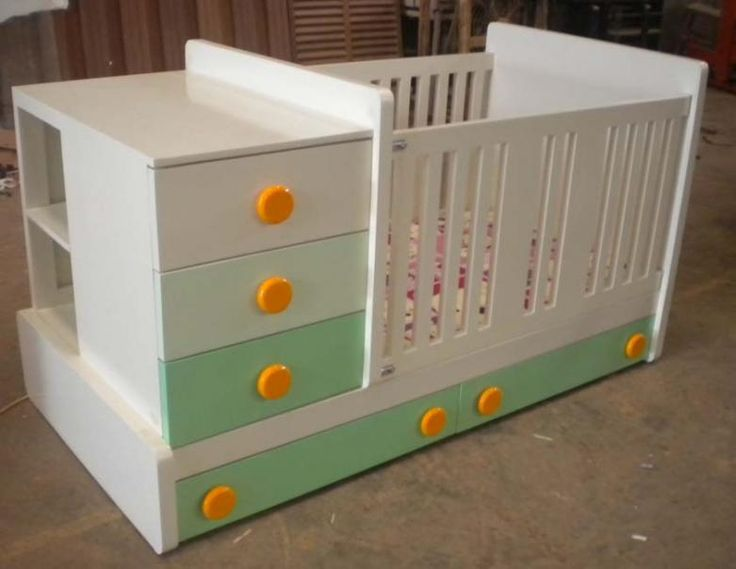 Box Bayi Model Laci Putih | Duco | Modern | Mewah | Elegan | Toko Furniture Online | Wijaya Jati Mebel
