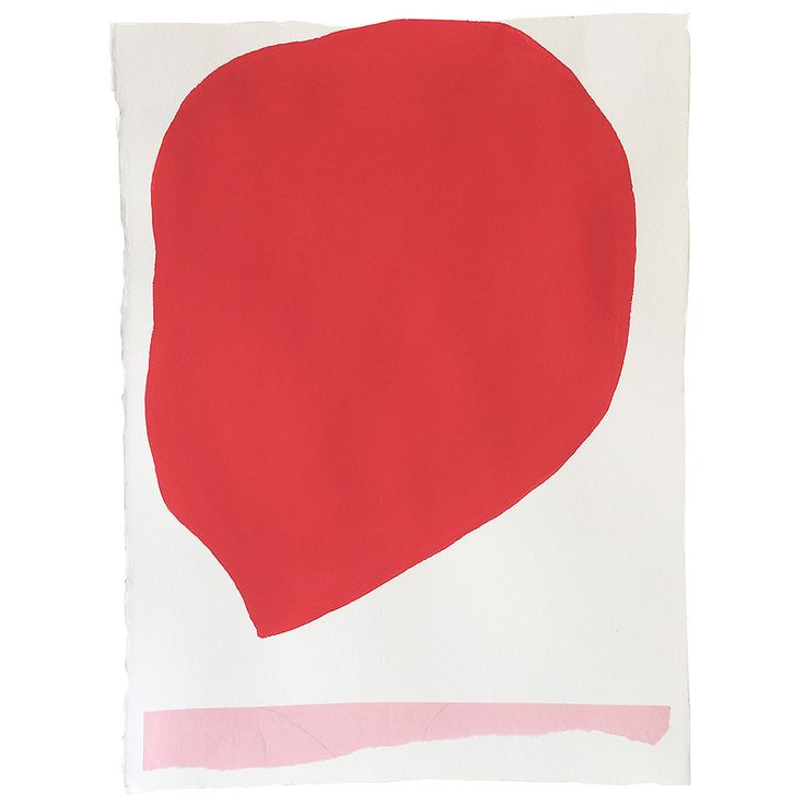 Red and Pink — Rosemarie Auberson / Tappan Collective