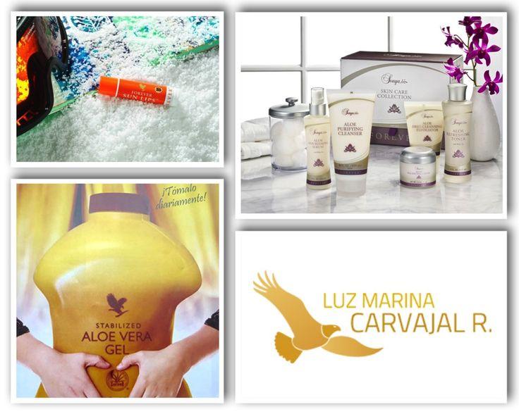 FOREVER LIVING. bebidas, cosméticos, suplementos nutricionales y productos de cuidado personal. (310) 8508877 hola@Luzmarinacarvajal.com http://www.luzmarinacarvajal.com/