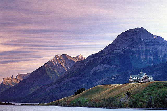 Prince of Wales Hotel - Waterton-Glacier International Peace Park, USA/Canada