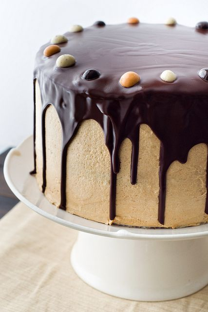A Perfect Pair: Chocolate Cake with Coffee Buttercream for Josie