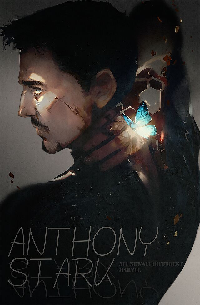 Iron Man || Tony Stark