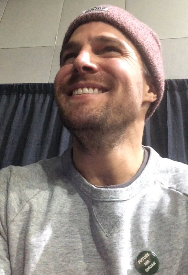 Stephen Amell...A beautiful man ❤️❤️