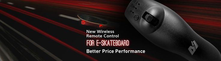 Maytech New 2.4ghz wireless remote controller with receiver for electric skateboard longboard MTSKR1712 Specifications: 1. Features: 1) 2.4GHz two-way communication, 80 channels, automatic FM anti-interference. 2) 32bit ID code, very low probability of re-code. 3) Built-in lithium battery, charge battery via USB port 4) 3 LED lights to show battery voltage, red LED will flash […]