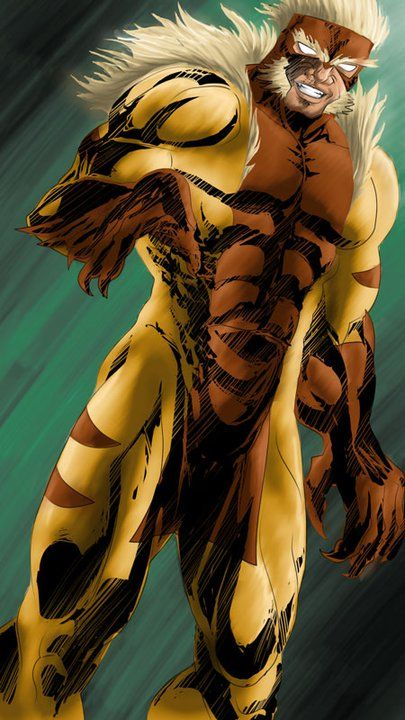 what is wolverine and sabertooth relationship