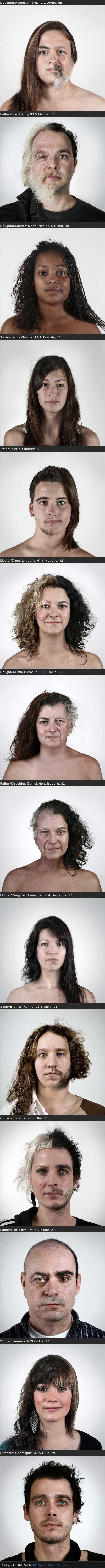 Genetics. So freakin cool.