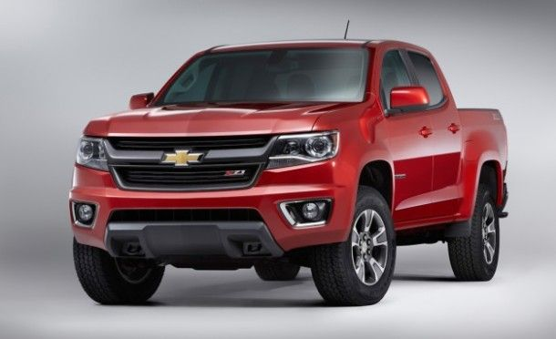 2015 Chevy Colorado Redesign and Specs