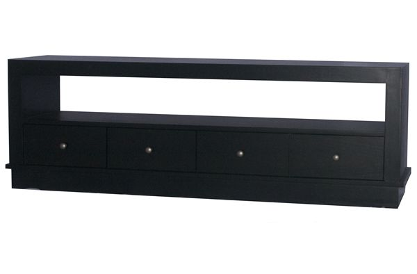 ASBOTES-CARRIBEAN TV UNIT Available options: Single  - 2 Drawers Double - 4 Drawers (As in photo) Dimensions: Single: ± 1020(width) x 520(depth) x 680(height) Double: ± 2020(width) x 500(depth) x 680(height) On wheels Drawers with Telescopic Runners  www.asbotes.com 021 591 0737