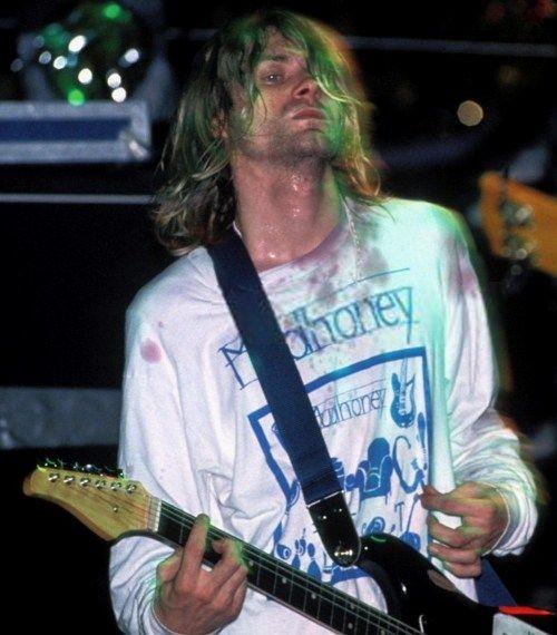 Ineditas Fotos de Nirvana [Megapost] Parte 1