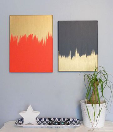 Wall Art Ideas best 10+ diy wall art ideas on pinterest | diy art, diy wall decor