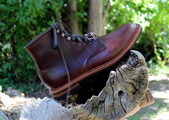 In Review: The Allen Edmonds Higgins Mill Boot | Dappered.com