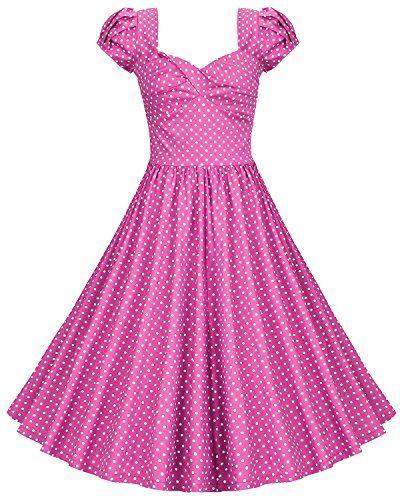 BeautyCreator Women's 50s 60s Vintage Cocktail Rockabilly Swing Party Dress (S, Purple Dot 3011) BeautyCreator http://www.amazon.com/dp/B0199LVRG6/ref=cm_sw_r_pi_dp_SlKLwb0Z5QDZP