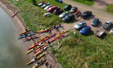 Cape Breton Paddlefest is a perfect combination of paddling, Cape Breton culture and great food.