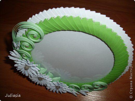 Рамки оригами Бумага