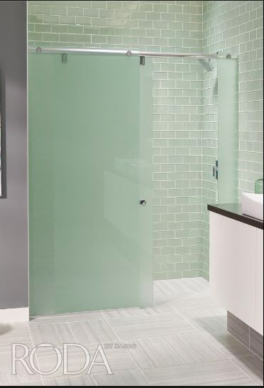 @Basco Shower Doors Capturing contemporary, clean lines and an urbane vibe,  Evo enclosures