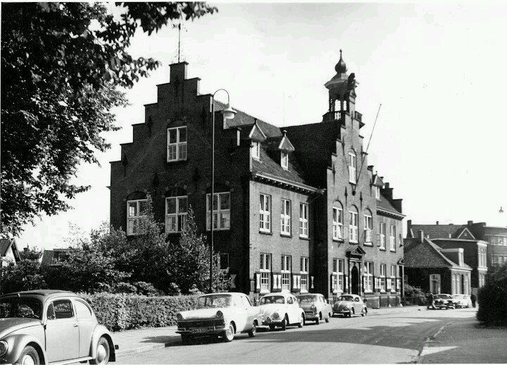 Oude politiebureau, Enschede NL