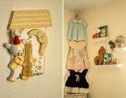 Cute idea for girls room