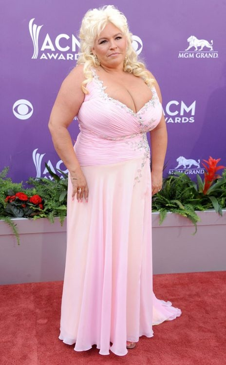beth chapman from worst dressed at the 2013 acm awards