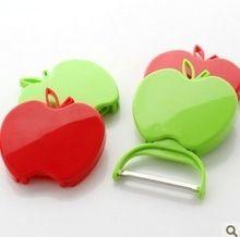 Aliexpress Günstigste Kreative Falten typ gemüse Apple peeler/zester/cutter nette reibe küchenwerkzeuge(China (Mainland))