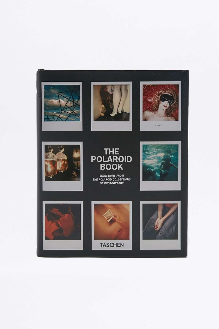 The Polaroid Book - Urban Outfitters