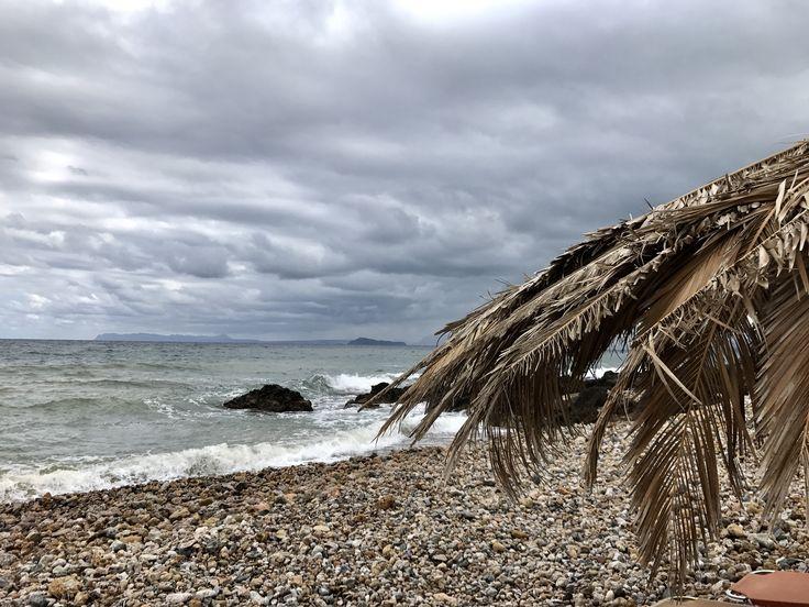 Afrata beach Crete