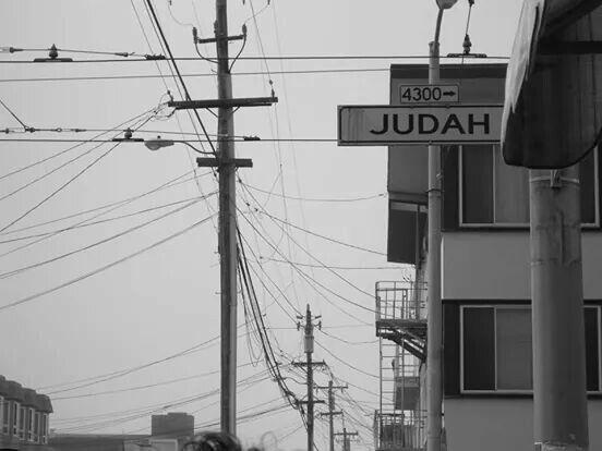 Judah St. SF