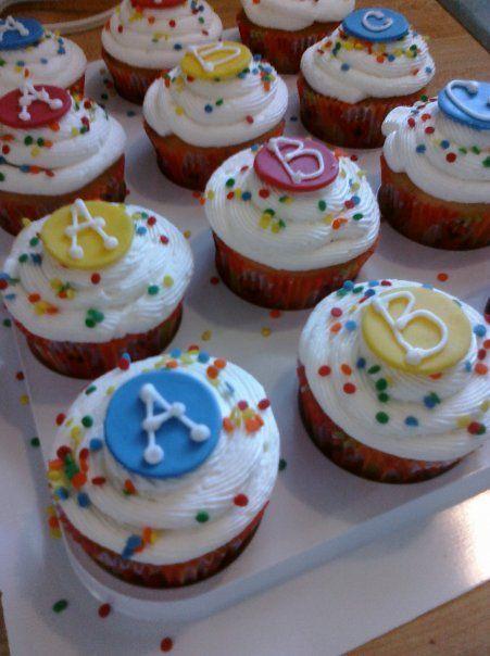ABC Cupcakes