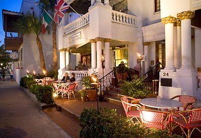 Casablanca Inn on the Bay, St Augustine FL