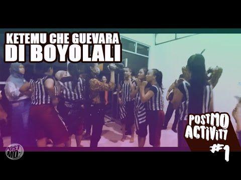 07/25/2016 POSTMO'S ACTIVITY - BELAJAR DARI PENDERITA GANGGUAN JIWA - YouTube