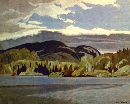 A.J. Casson Casson Lake