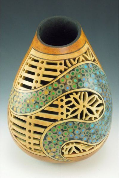 224 best Creative Gourd Art images