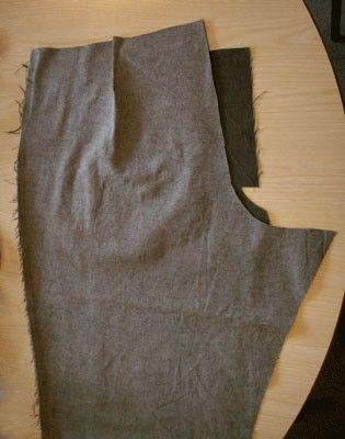Voici deux méthodes pour coudre un pantalon, à vous de choisir ! (J'ai additionné les photos de différents pantalons pour bien montrer le...