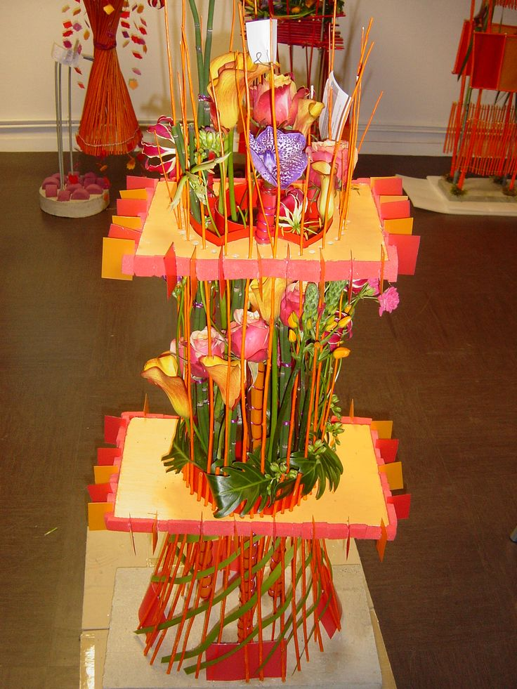 1000 images about floral design ccompetition on pinterest for Arrangement petite cuisine