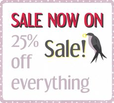 Homeaccessories 25% off everything