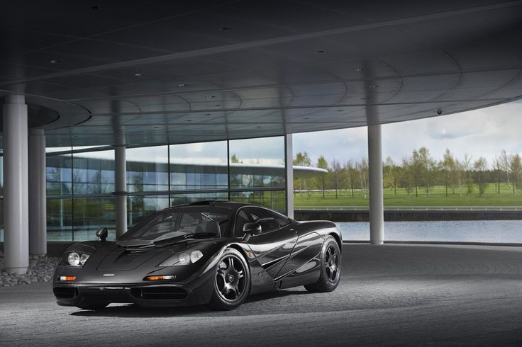 Mclaren - A New Three-Seat McLaren Is Finally Happening, But It's Not Quite What You'd Expect - News