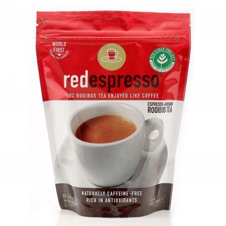 Red Espresso Espresso-Ground Rooibos Tea
