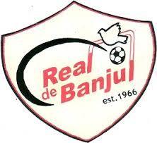 1966, Real de Banjul FC (Banjul, Gambia) #RealdeBanjulFC #Banjul #Gambia (L14323)