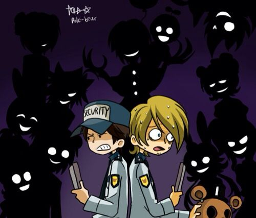 Animatronics fnaf pinterest the nights mike d antoni and fnaf