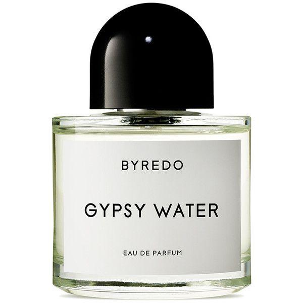 Byredo Gypsy Water Eau de Parfum ($235) ❤ liked on Polyvore featuring beauty products, fragrance, eau de perfume, edp perfume, byredo, byredo perfumes and eau de parfum perfume