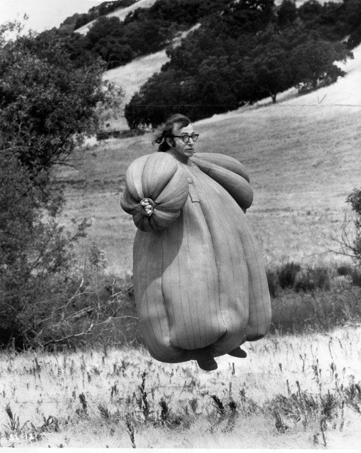 """'Sleeper' ( United Artists / July 10, 2013 ) Woody Allen in """"Sleeper."""""""