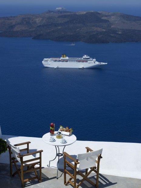 Sorokos-Private terrace Greece
