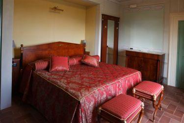 Bedroom 2 of Villa Narcisa, Tuscany