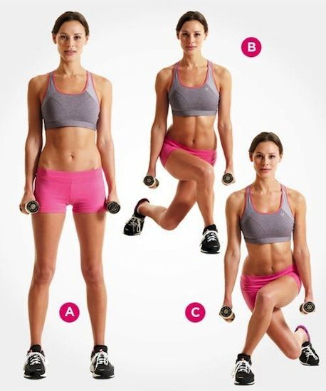 Here are 12 exercises and workouts to get those firm and toned thighs. Work both the inner and outer thigh. This helps to lose the fat and cellulite so get back into those skinny jeans fast. The best workouts without going to the gym for women. Take the challenge today