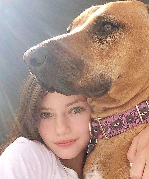 Mackenzy Foy and FireFly :-)
